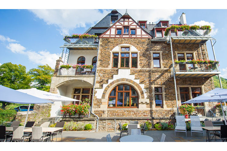 Hotel villa vinum cochem ein boutiquehotel in cochem for Small great hotels