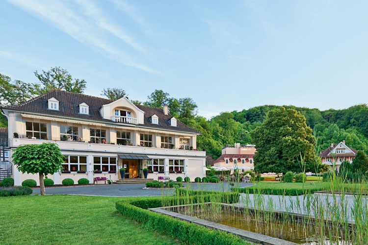 Hotel bollants im park ein boutiquehotel in bad sobernheim for Small great hotels