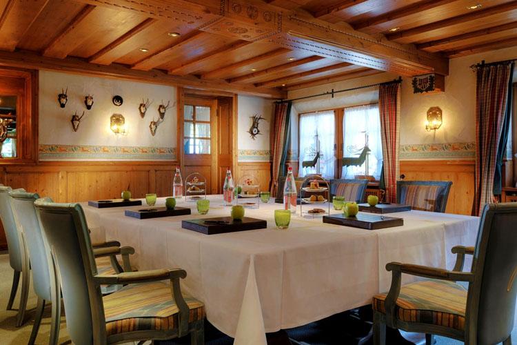 Meeting Room - Jagdhof Glashütte - Bad Laasphe