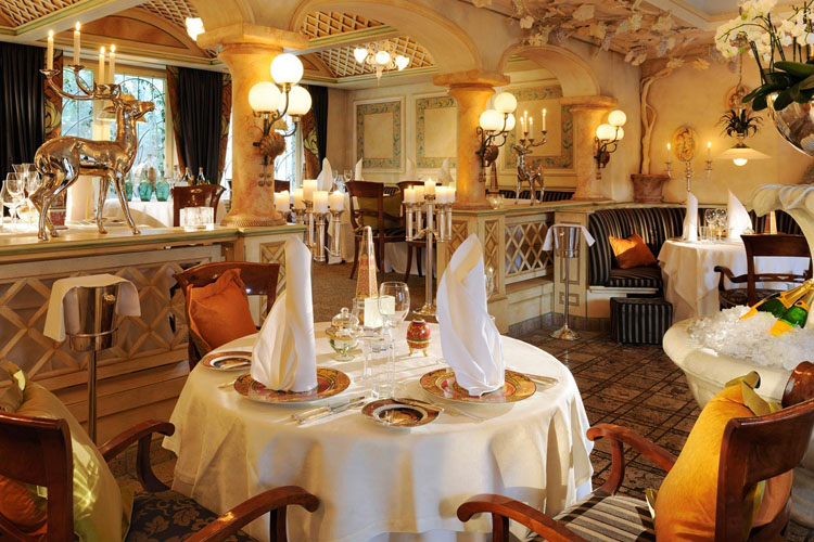 Restaurant Ars Vivendi - Jagdhof Glashütte - Bad Laasphe
