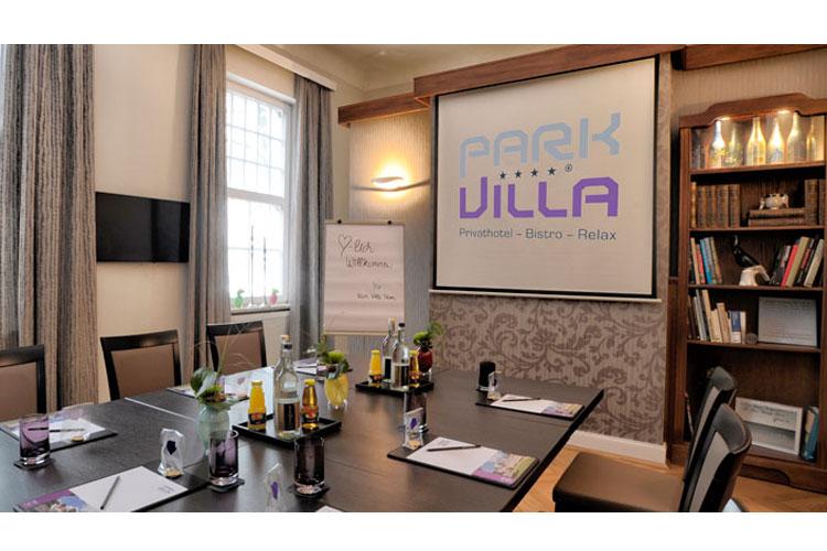 Business Room - Park Villa - Wuppertal