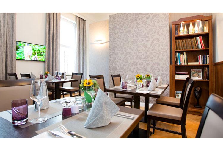 Restaurant Bistro - Park Villa - Wuppertal