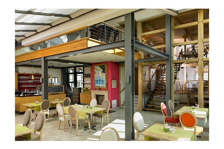Dining Room - Gut Kump Gastronomie und Hotel - Hamm-Kump