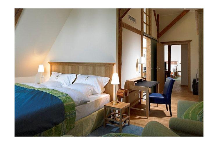 Deluxe Room - Gut Kump Gastronomie und Hotel - Hamm-Kump