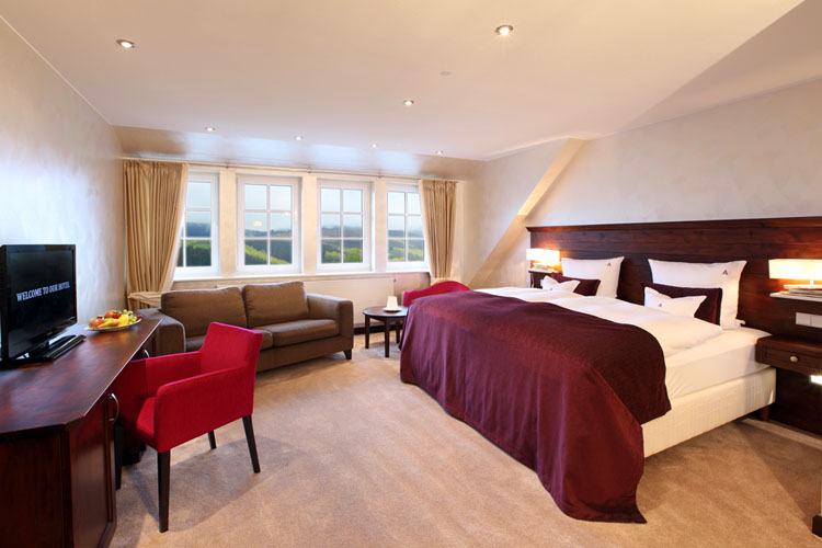 Double Room Nº 50-52, 58, 80 - Hotel Waldhaus Ohlenbach - Schmallenberg