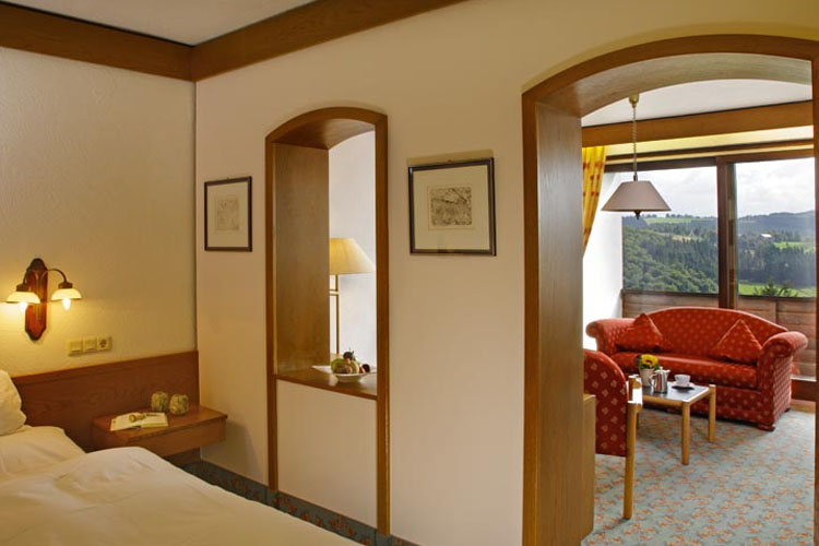 Double Room Nº 60-67 - Hotel Waldhaus Ohlenbach - Schmallenberg