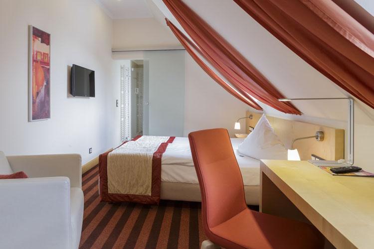 Single Room Lichtflügel Talseite - Hotel Diedrich - Hallenberg
