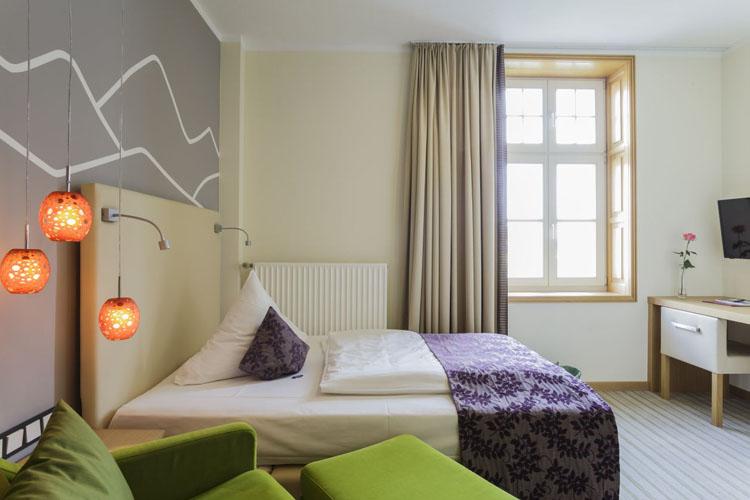 Single Room Stammhaus A Talseite - Hotel Diedrich - Hallenberg