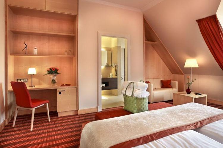 Double Room Lichtflügel A Talseite - Hotel Diedrich - Hallenberg