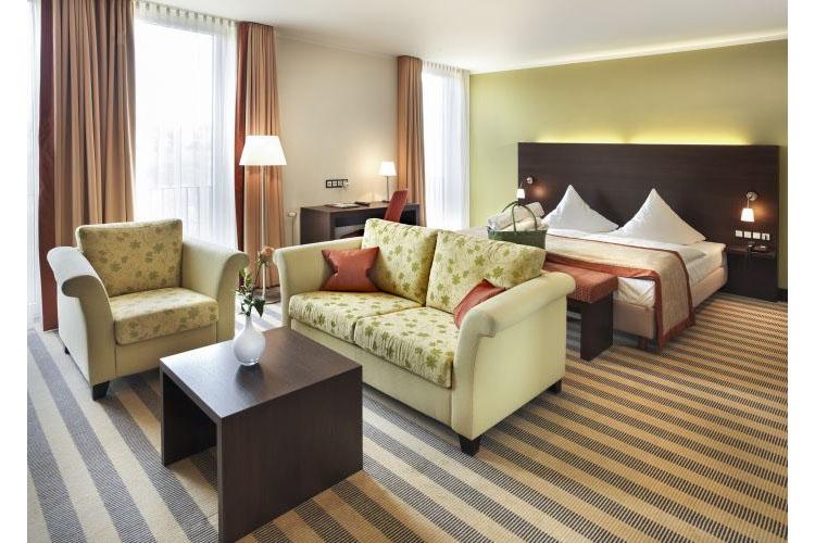 Double Room Lichtflügel A Straßenseite - Hotel Diedrich - Hallenberg
