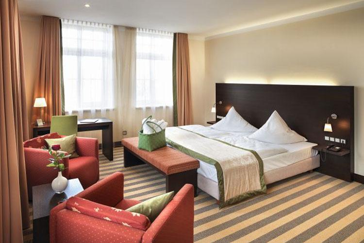 Double Room Lichtflügel B Straßenseite - Hotel Diedrich - Hallenberg