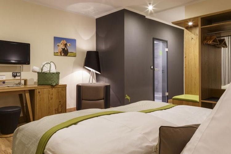 Double Room Stammhaus Premium Talseite - Hotel Diedrich - Hallenberg