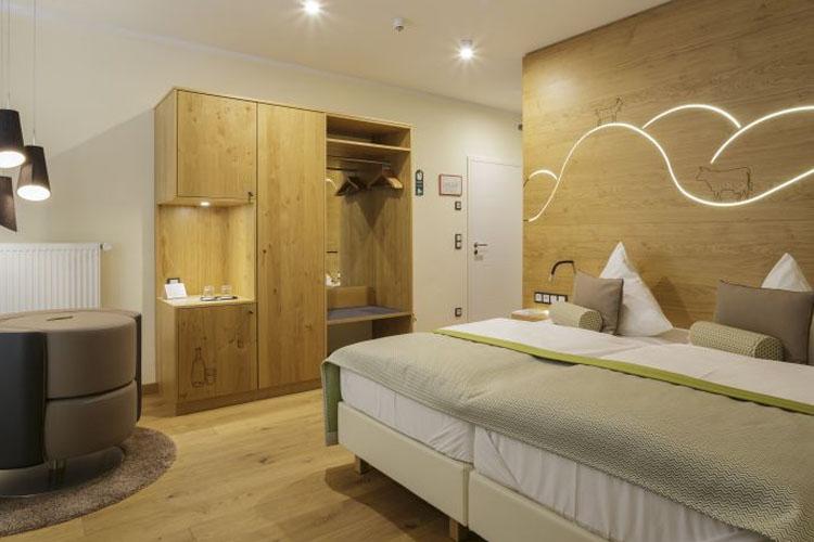 Double Room Stammhaus Premium Straßenseite - Hotel Diedrich - Hallenberg
