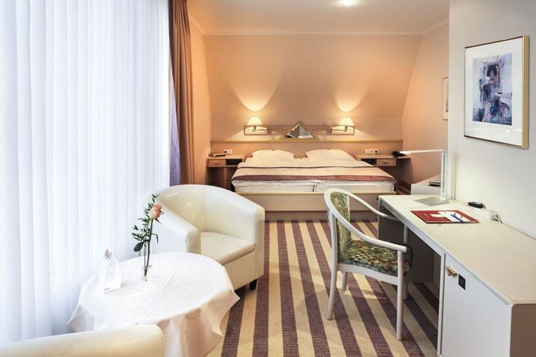 Double Room Stammhaus A Talseite - Hotel Diedrich - Hallenberg