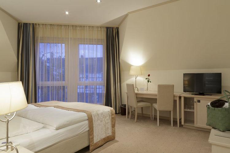 Double Room Stammhaus A Straßenseite - Hotel Diedrich - Hallenberg