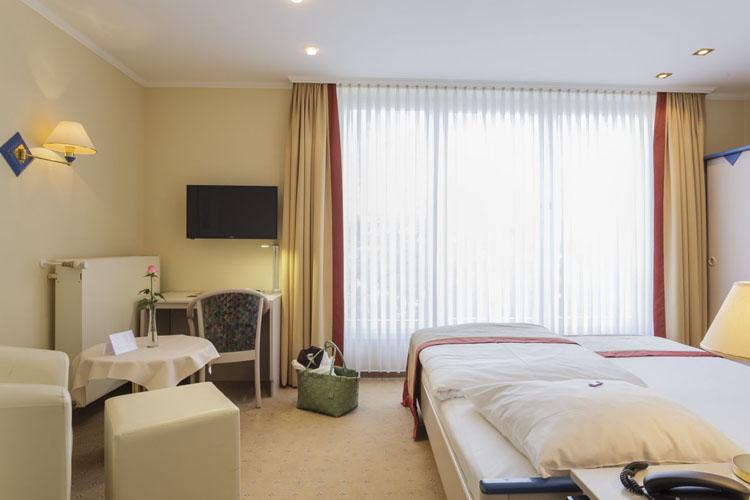 Double Room Stammhaus B Talseite - Hotel Diedrich - Hallenberg