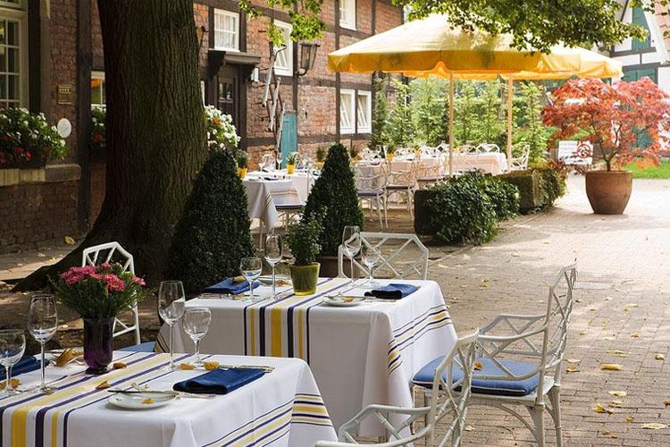 Terrace - Hotel Hof zur Linde - Münster-Handorf