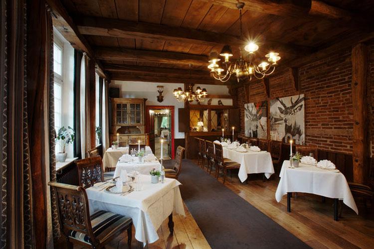 Das Jagdzimmer - Hotel Hof zur Linde - Münster-Handorf