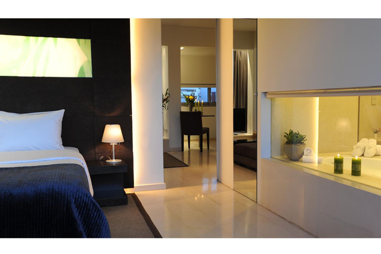 Superior Suite - Brasil Suites - Athens