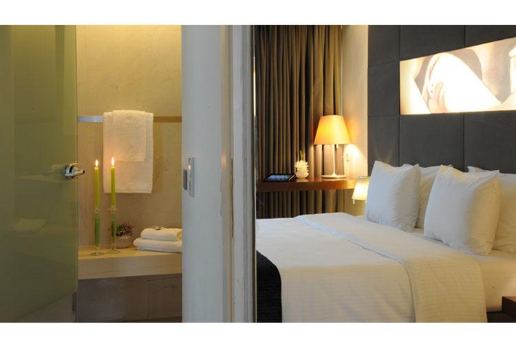 Senior Suite - Brasil Suites - Athens