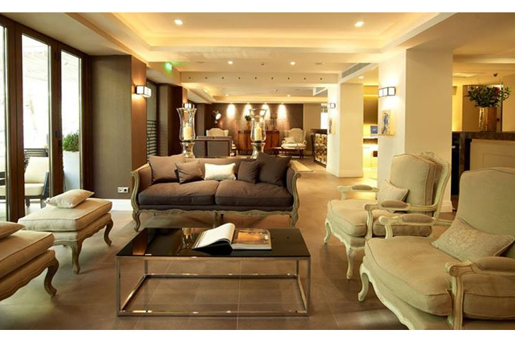 Lounge - The Y Hotel - Atenas
