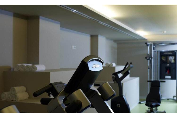 Gym - The Y Hotel - Atenas