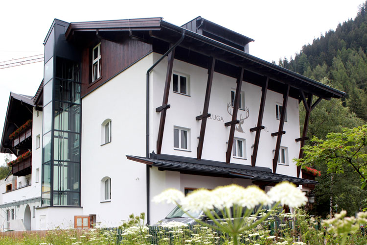 Valluga hotel h tel boutique tyrol for Boutique hotel tyrol