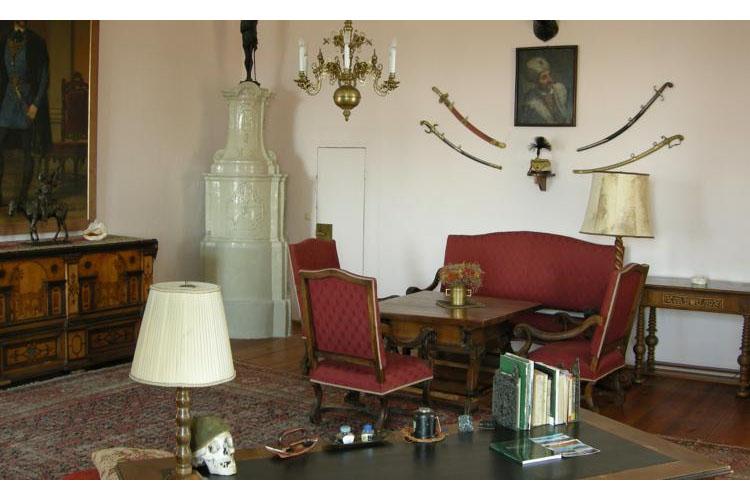 Lounge - Burg Bernstein - Bernstein