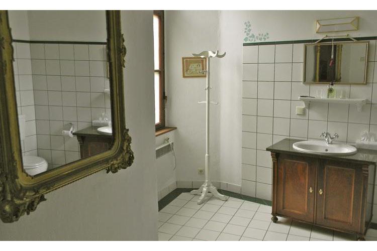 Bathroom - Burg Bernstein - Bernstein