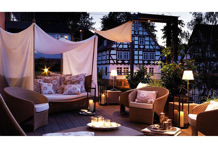 Hotel die sonne frankenberg a boutique hotel in for Design boutique hotels waldeck hessen