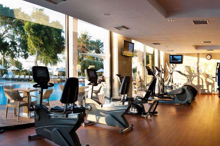 Gym - Amathus Elite Suites - Ixia