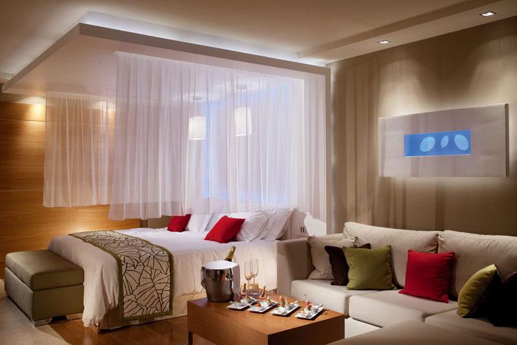 Bedroom - Amathus Elite Suites - Ixia