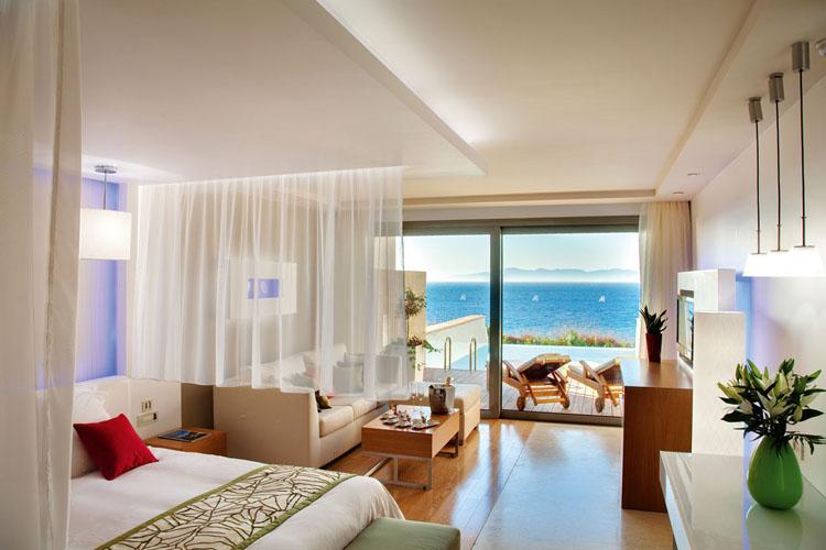 Elite Suite with Private Pool - Amathus Elite Suites - Ixia