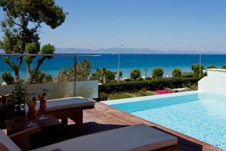 Executive Suite with Private Pool - Amathus Elite Suites - Ixia