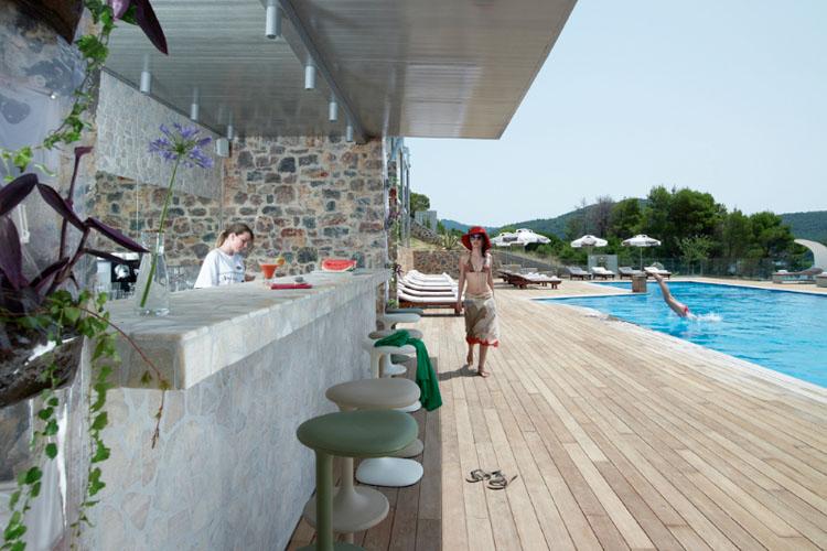 Pool Bar - Adrina Resort & Spa - Skópelos