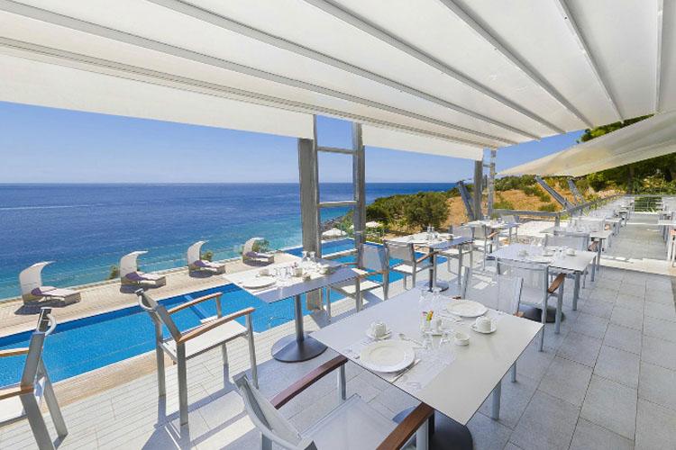 Breakfast Area - Adrina Resort & Spa - Skópelos