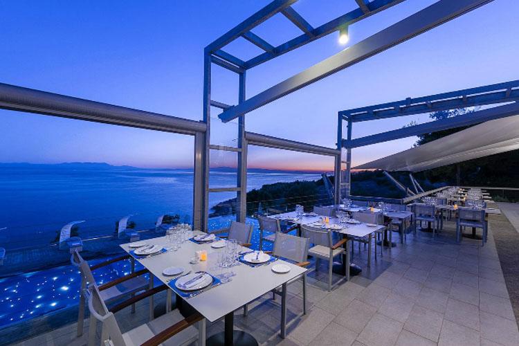 Dinner Restaurant - Adrina Resort & Spa - Skópelos
