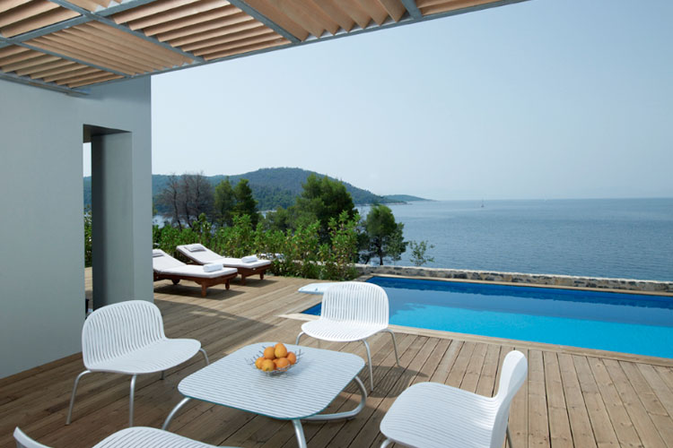 Two Level Pool Villa - Adrina Resort & Spa - Skópelos