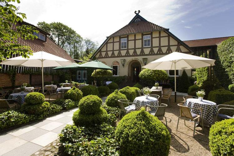Hotel - Hotel zur Kloster-Mühle - Gross Meckelsen