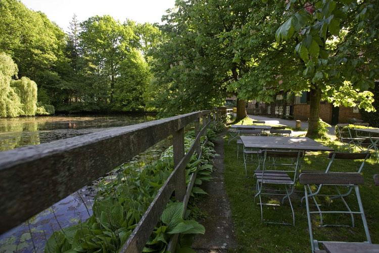 Exterior Dining Room - Hotel zur Kloster-Mühle - Gross Meckelsen