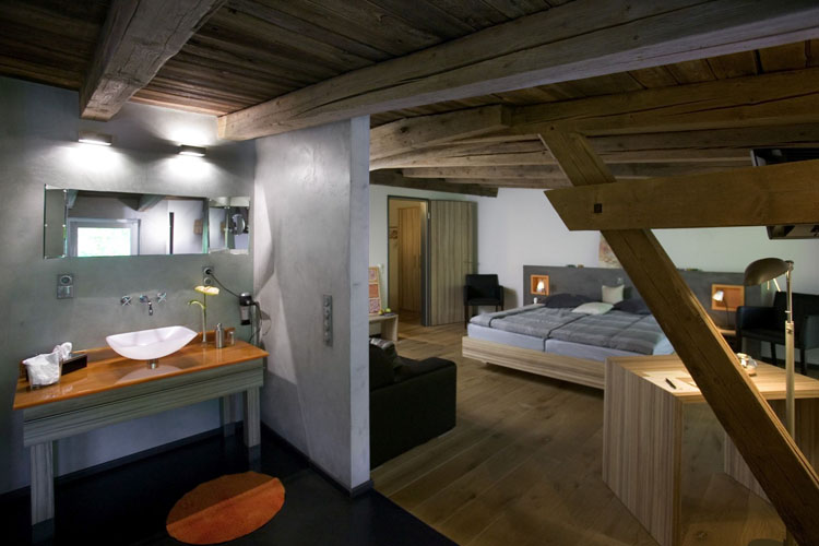 Double Room - Hotel zur Kloster-Mühle - Gross Meckelsen