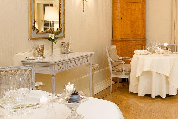Gourmet Restaurant - Schlosshotel Münchhausen - Aerzen