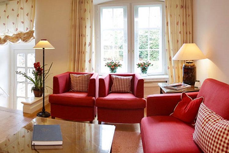 Suite - Schlosshotel Münchhausen - Aerzen