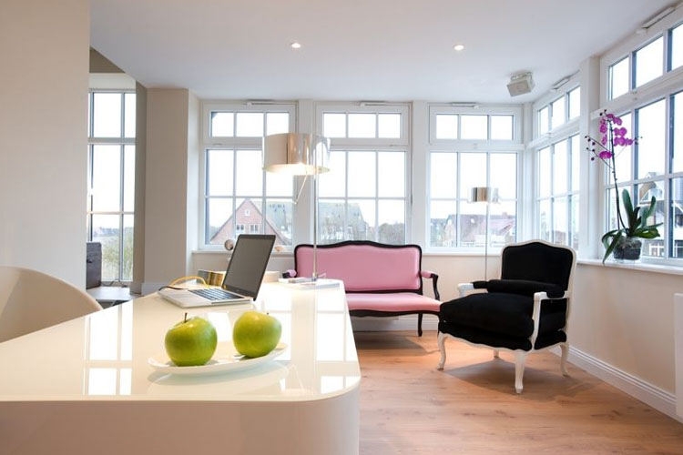 Reception - Hotel Norderriff - Langeoog
