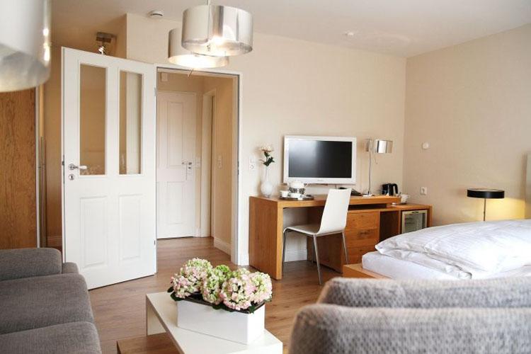 Double Room - Hotel Norderriff - Langeoog