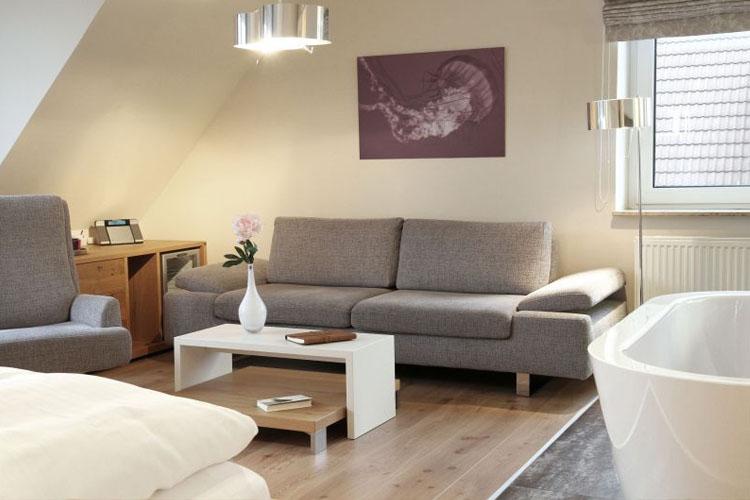 Superior Double Room - Hotel Norderriff - Langeoog