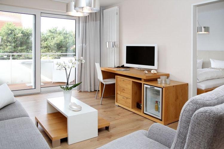 Suite - Hotel Norderriff - Langeoog
