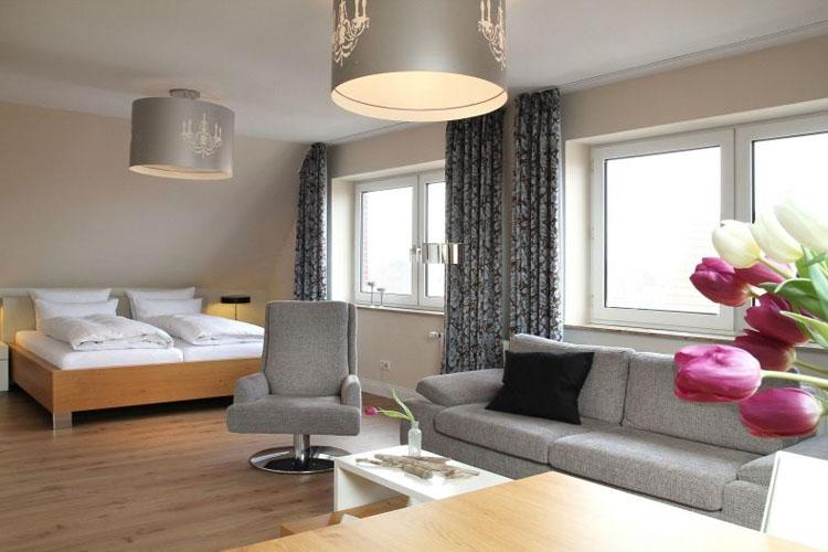 Loft-Apartment Type 1 - Hotel Norderriff - Langeoog