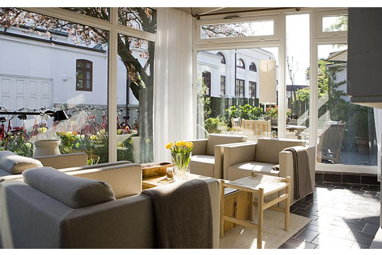 Lounge - Hotel Haus Norderney - Norderney