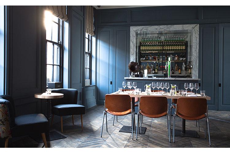 The Blue Room - The Dean - Dublin
